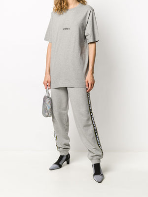 VETEMENTS Written Logo T-Shirt Grey
