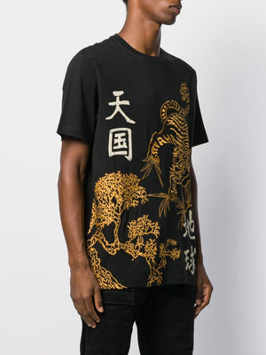 Maharishi heaven & earth t-shirt - Maison De Fashion
