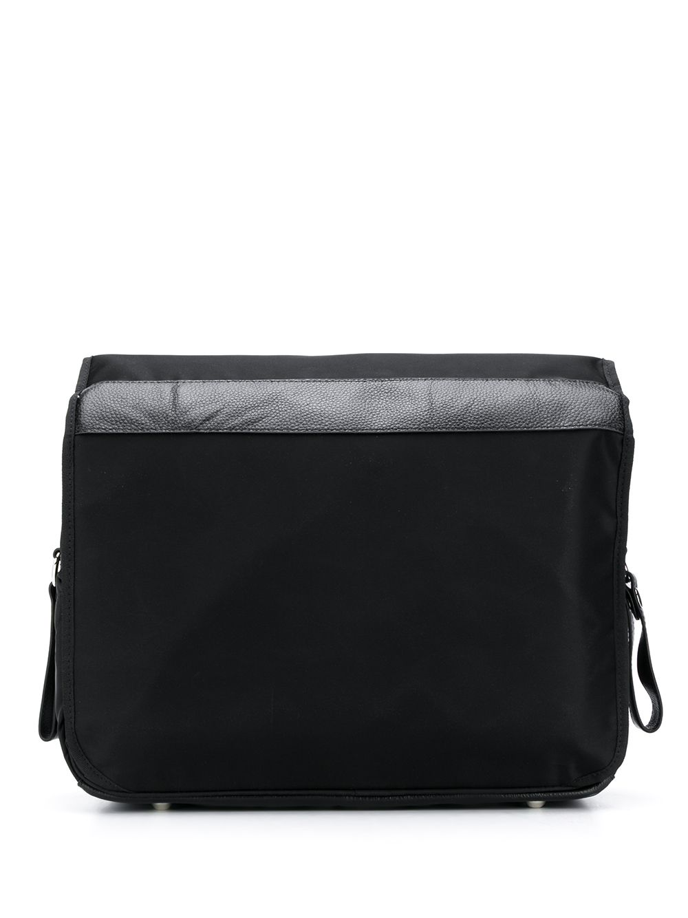 GIVENCHY KIDS Logo Baby Changing Bag Black