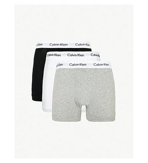 Calvin Klein 3 Pack Trunks Cotton Stretch | Calvin Klein