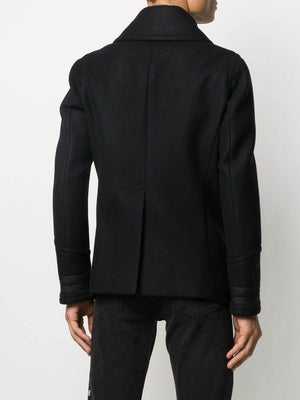 DSQUARED2 Button Down Jacket Navy