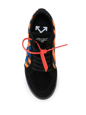 OFF-WHITE diagonal low vulcanized orange/blue - Maison De Fashion