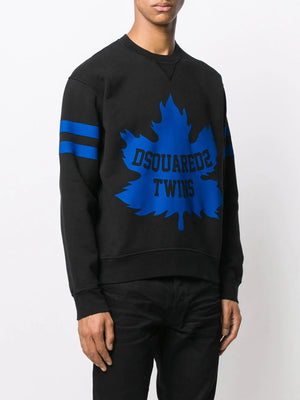 Dsquared2 Twins Logo Sweatshirt - Maison De Fashion