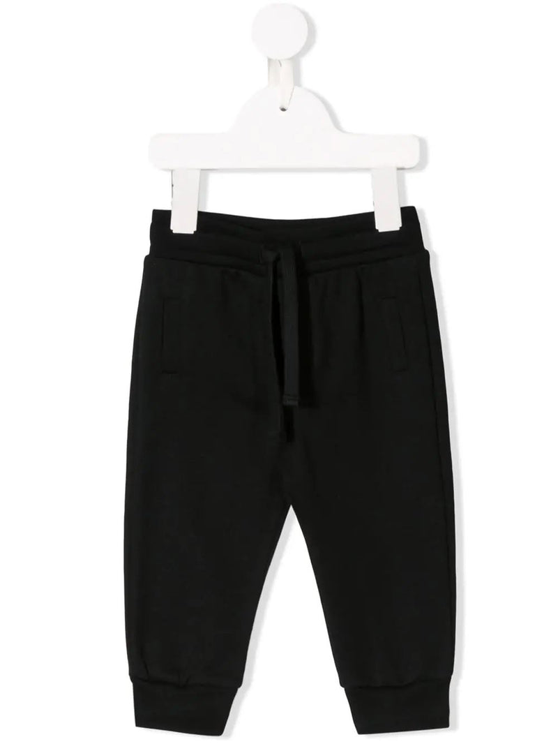 DOLCE & GABBANA KIDS plain leggings - Maison De Fashion