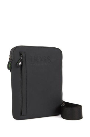 Hugo Boss Cross-Body Envelope Bag In Technical Fabric | Hugo Boss
