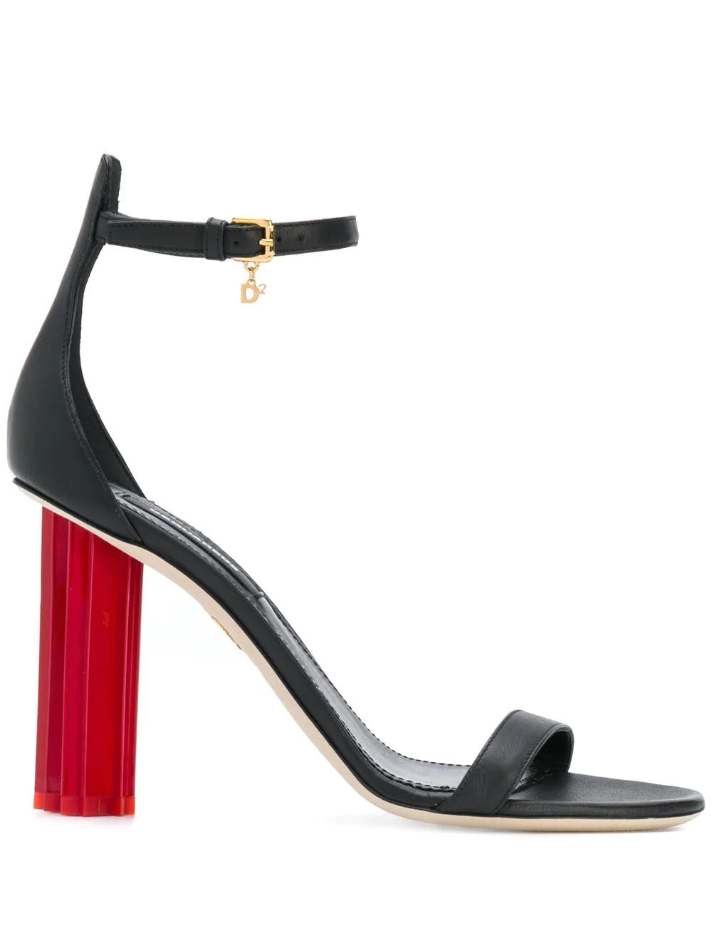 Dsquared2 Leaf Heeled Sandles - Maison De Fashion