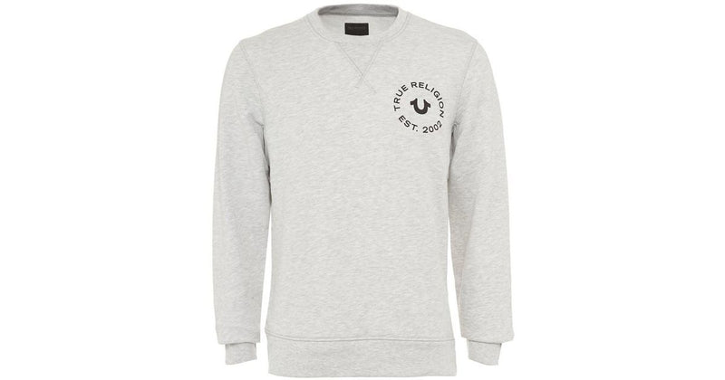 Grey True Religion Sweatshirt | Sale