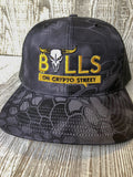 Bulls on Crypto Street Special Edition Cap