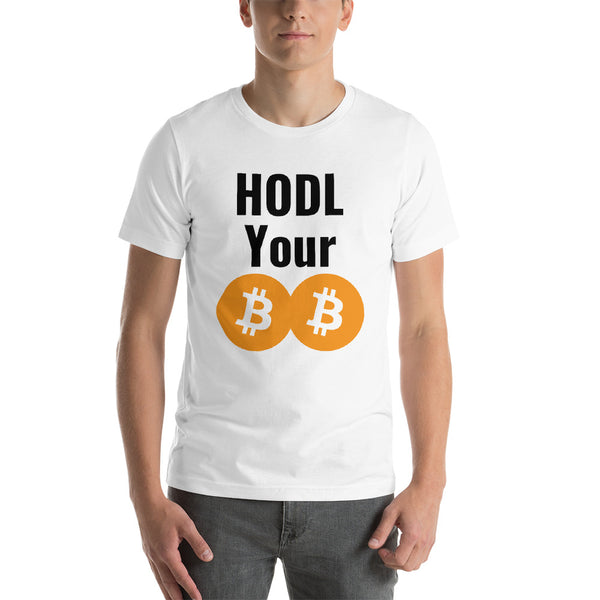 HODL Your Bitcoin T-Shirt