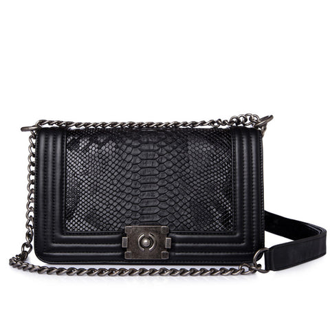 Crossbody Bag Diamond Lattice