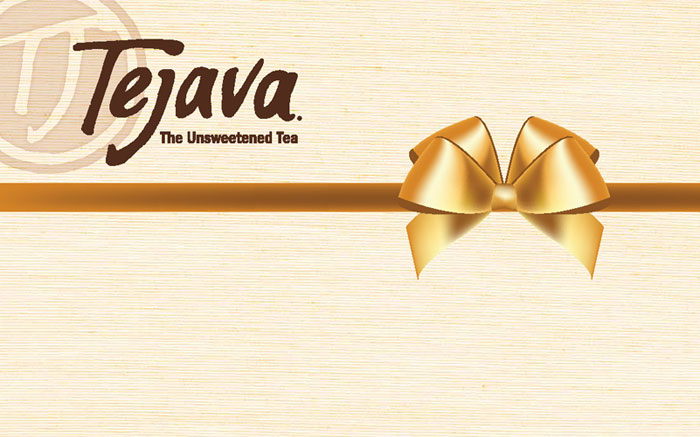 Tejava Gift Card