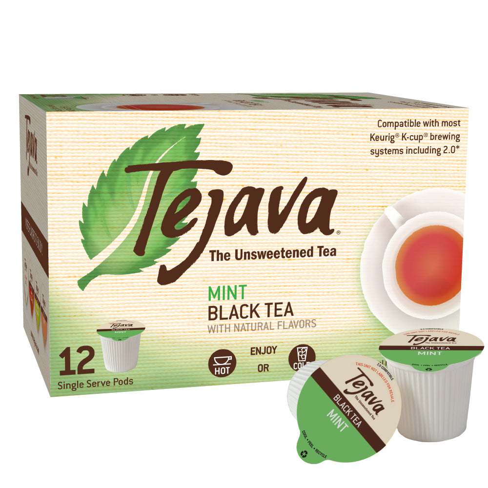 Tejava® Mint Tea Keurig® Pods