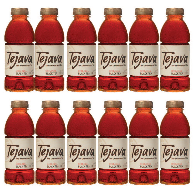 Tejava® Original Black Iced Tea 12-pack