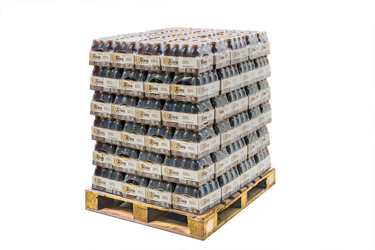 Tejava® Original Black Iced Tea 16.9 oz PET Bottle (Pallet of 1224 Bottles