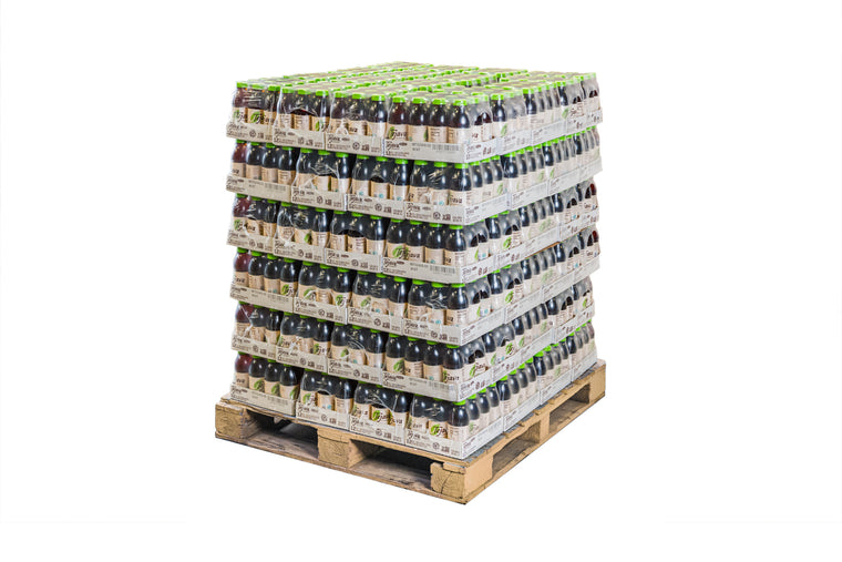 Tejava Mint Iced Tea Flavor 16.9 oz PET Bottle (Pallet of 1224 Bottles)