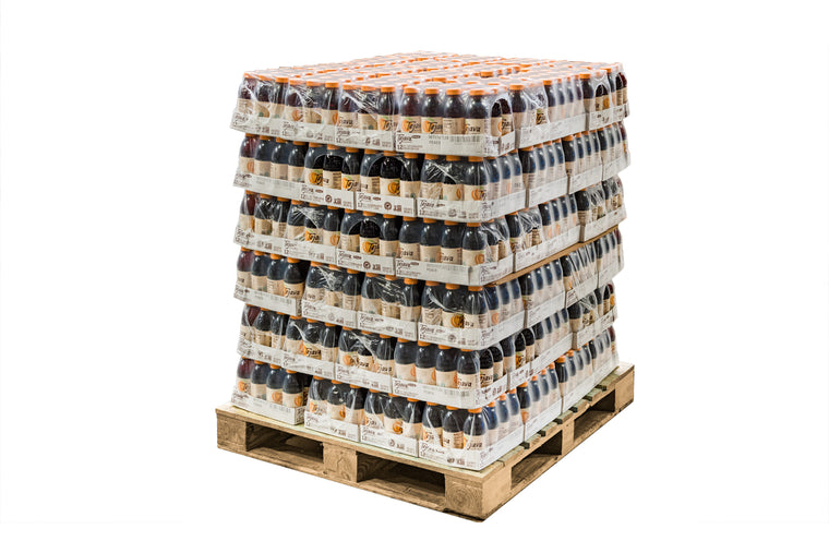 Tejava Peach Iced Tea Flavor 16.9 oz PET Bottle (Pallet of 1224 Bottles)
