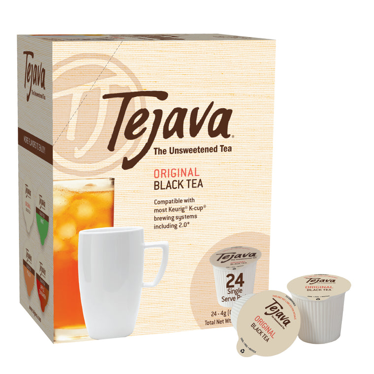 Tejava® Original Black Tea Keurig® Pods