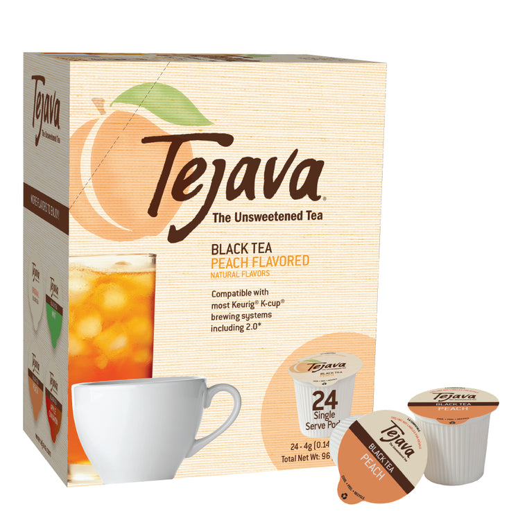 Tejava® Peach Tea Keurig® Pods