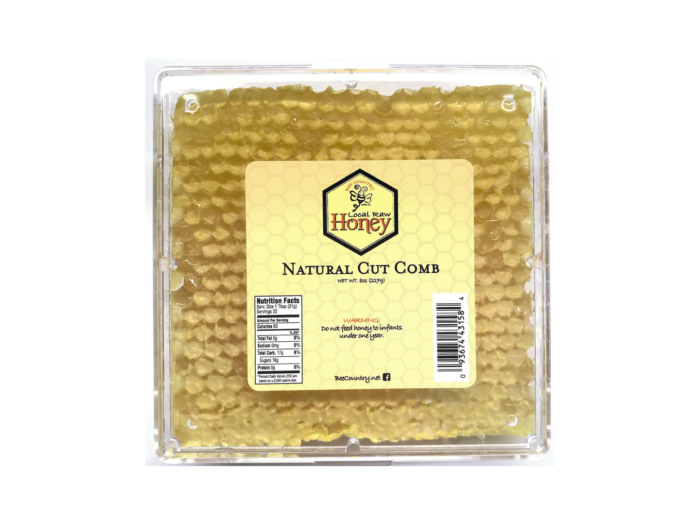 Honey Comb Square