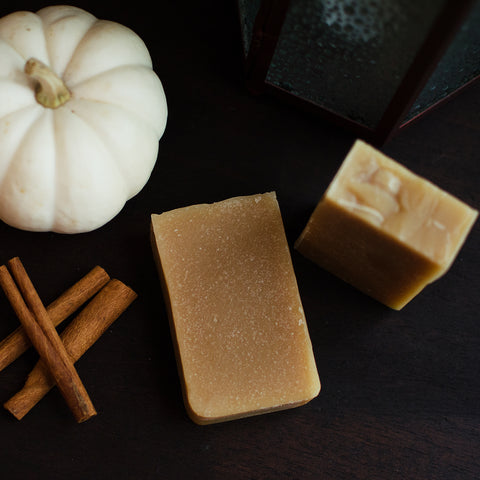 Orange + Clove Goat Milk Soap