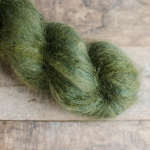 Overcome | Lace Silk Mohair