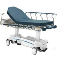 Stretcher with lift system