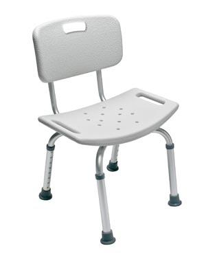 Lumex Platinum Collection Bath Seat With Backrest - Alternative Source Medical