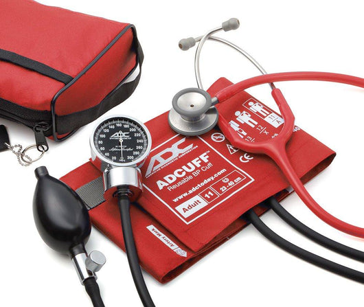 Pro's Combo III™ Pocket Aneroid/Clinician Scope Kit - Alternative Source Medical