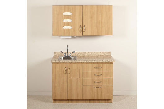 Midmark Exam Room Cabinetry Package E2 - Alternative Source Medical