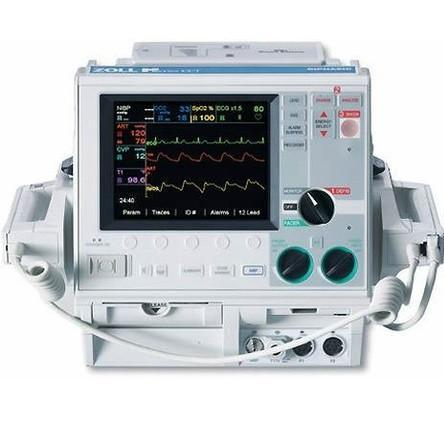 Zoll M Series Manual / Advisory Defibrillator Refurbished - Alternative Source Medical