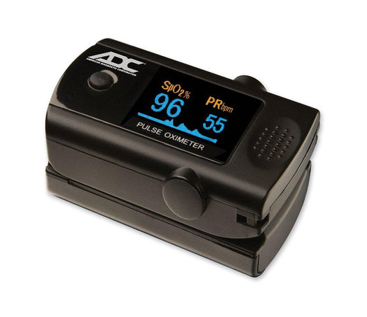 ADC 2100 Diagnostix 2100 Digital Fingertip Pulse Oximeter - Alternative Source Medical