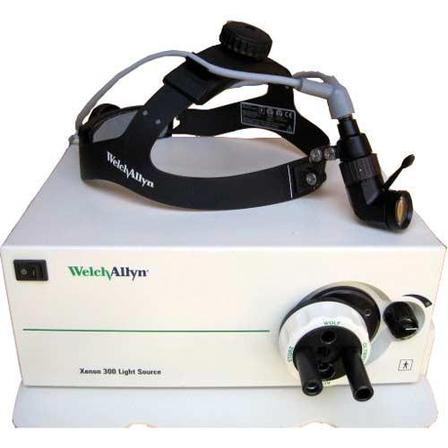 Welch Allyn Xenon 300 Light Source - Refurbished - Alternative Source Medical