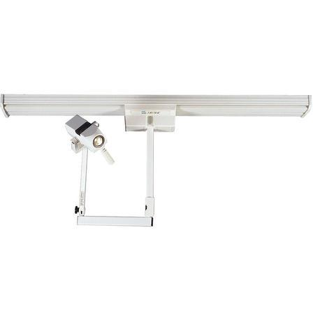 Burton CoolSpot II Examination Light - Single Fastrac Mount - Alternative Source Medical