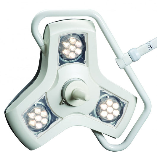 Philips Burton Aim LED Single Ceiling - Alternative Source Medical