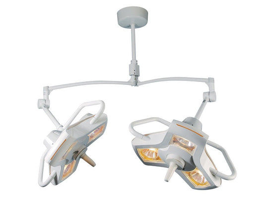 Philips Burton Series Surgical Light Dual Ceiling Mount - Alternative Source Medical