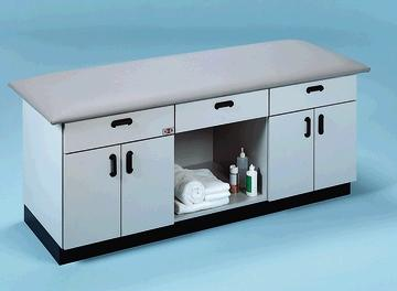 Hausmann 4834 All Purpose Cabinet Treatment Table - Alternative Source Medical