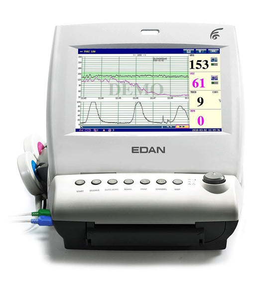 Edan F6 Dual Fetal Monitor (Twins FHR) - Alternative Source Medical