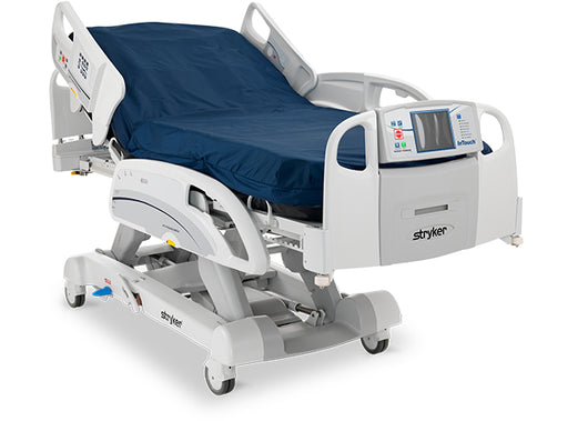Stryker InTouch Critical Care Hospital Bed - Refurbished - Alternative Source Medical