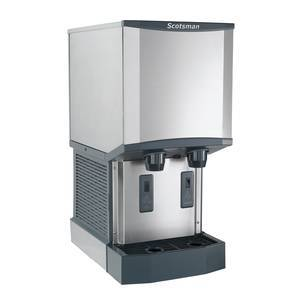 Scotsman HID312AW-1 260lb Nugget Meridian Ice Maker Dispenser Wall Mounted - Alternative Source Medical