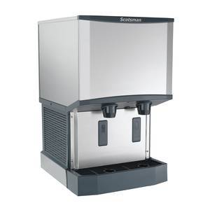 Scotsman HID525AW-1 500lb Nugget Meridian Ice Maker Dispenser Wall Mounted - Alternative Source Medical