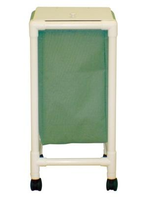 Lumex PVC Standard Hamper, with Foot Pedal, Double Bag - Alternative Source Medical