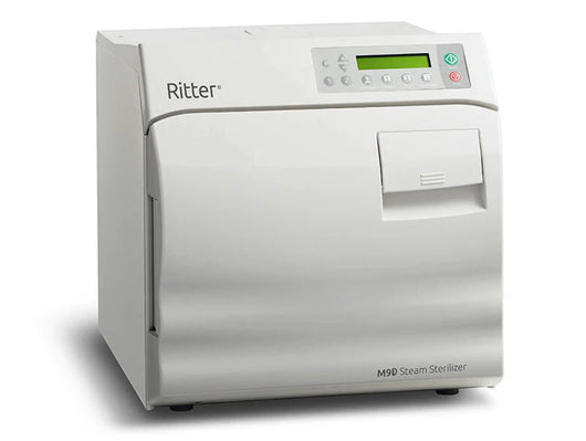 Midmark Ritter M9D Ultraclave Autoclave Tabletop Sterilizer