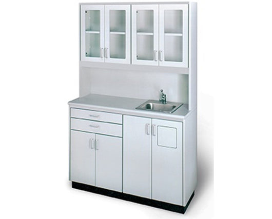 Hausmann GLR-A1 Free-Standing Cabinet Unit with Sink - Alternative Source Medical