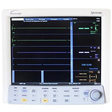 Datascope Spectrum Patient Monitor Refurbished - Alternative Source Medical