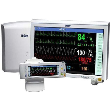 Drager Infinity Acute Care System - Refurbished - Alternative Source Medical