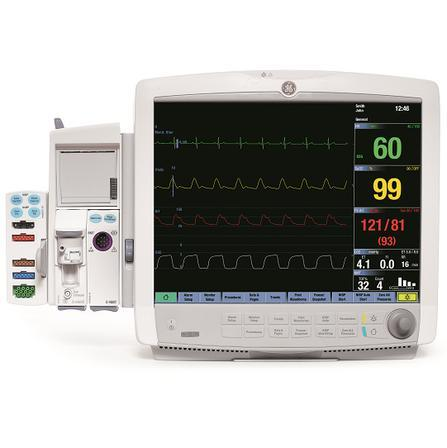 GE Carescape B650 Patient Monitor - Refurbished - Alternative Source Medical