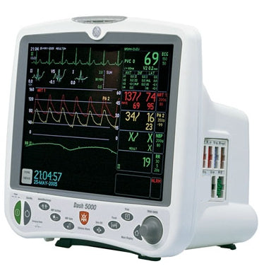 GE Dash 5000 Patient Monitor Refurbished - Alternative Source Medical