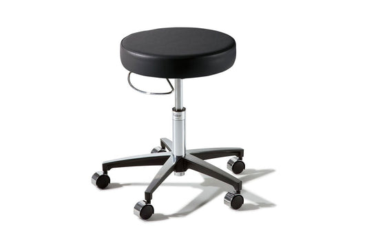 Midmark Ritter 276 Air Lift Stool with Hand Release - Alternative Source Medical