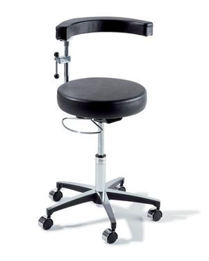 Midmark Ritter 279 Air Lift Surgeon Stool (Hand Operated) - Alternative Source Medical