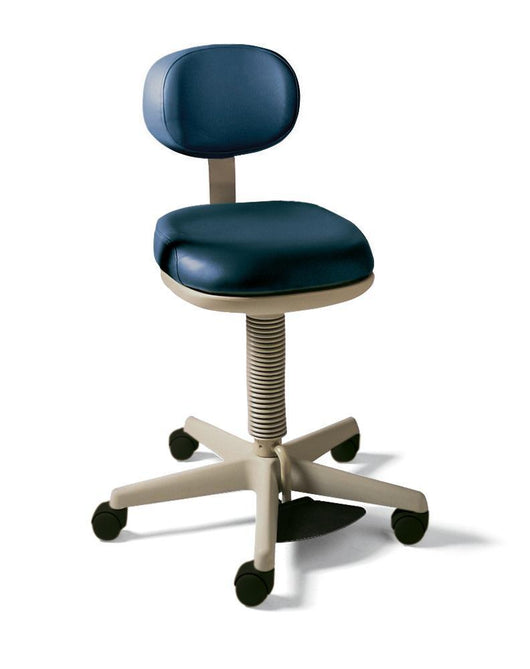 Midmark Ritter 427 Air Lift Physician Stool (Foot Operated) - Alternative Source Medical